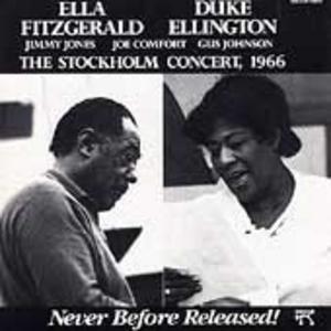 The Stockholm Concert 1966 album cover
