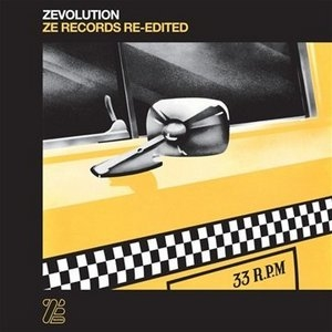 ZEvolution: ZE Records Re-Edited album cover