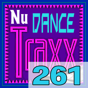 ERG Music: Nu Dance Traxx, Vol. 261 (August 2016) album cover