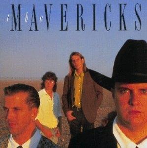 The Mavericks album cover