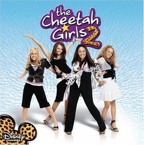 The Cheetah Girls 2 album cover