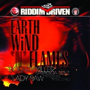 Riddim Driven: Earth, Wind 'N' Flames album cover