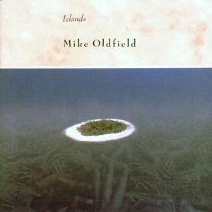 Islands album cover