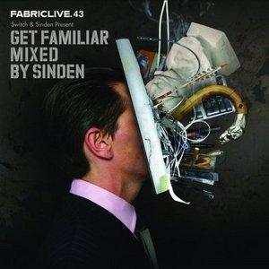 Fabriclive.43: Get Familiar album cover