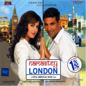 Namastey London album cover