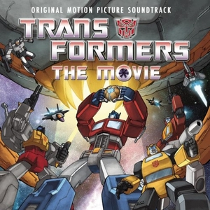 Transformers The Movie: Original Motion Picture Soundtrack (20th Anniversary Edition) album cover
