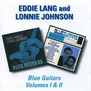 Blue Guitars Vol I & II album cover