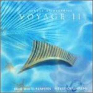 Voyage II: Echoes Of Paradise album cover
