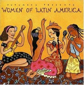 Putumayo Presents: Women Of Latin America album cover