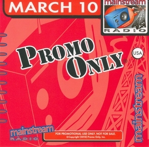 Promo Only: Mainstream Radio March '10 album cover