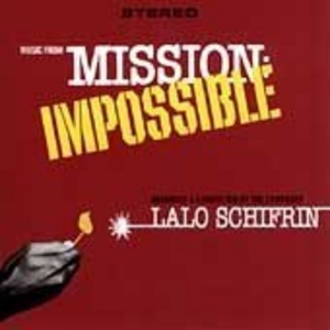 Music From Mission: Impossible album cover