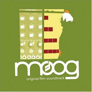 Moog (Original Film Soundtrack) album cover