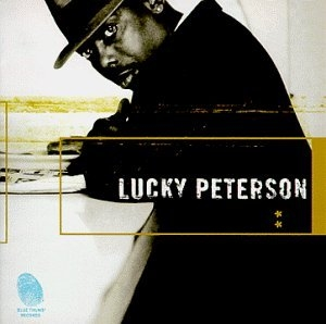 Lucky Peterson album cover