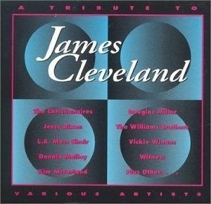 A Tribute To James Cleveland Vol.1&2 album cover