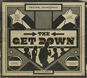 The Get Down: Original Soundtrack (Deluxe Version) album cover