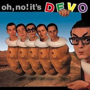 Oh, No! It's Devo album cover