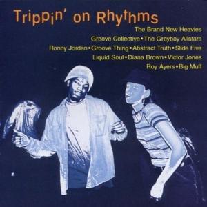 Trippin' On Rhythms album cover