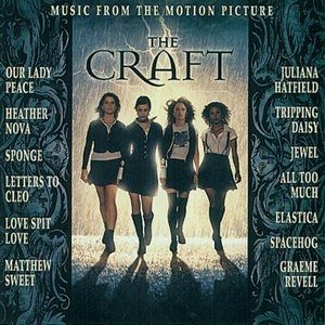 The Craft: Original Motion Picture Soundtrack album cover