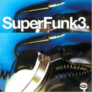 SuperFunk3 album cover