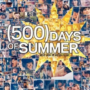 (500) Days Of Summer: Music From The Motion Picture album cover
