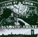 Live At CBGB album cover