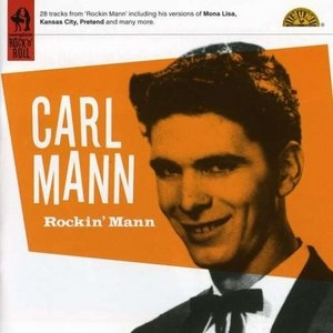 Rockin' Mann album cover