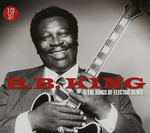 B.B. King & The Kings Of Electric Blues album cover