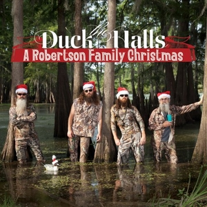Duck The Halls: A Robertson Family Christmas album cover