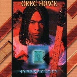 Hyperacuity album cover