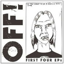 First Four EPs album cover