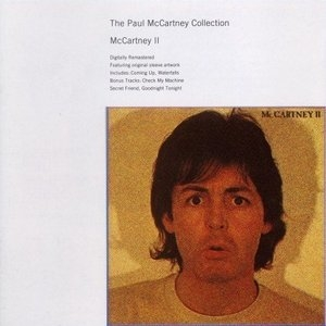 McCartney II album cover