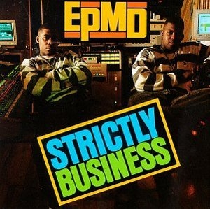 Strictly Business album cover