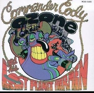 Lost In The Ozone album cover