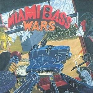 Miami Bass Wars album cover