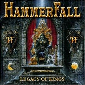 Legacy Of Kings album cover