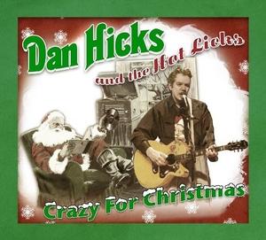Crazy For Christmas album cover