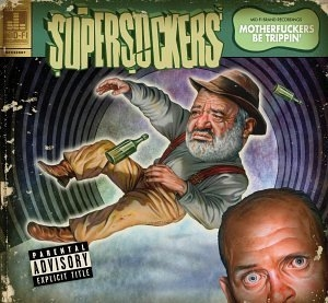 Motherfuckers Be Trippin' album cover