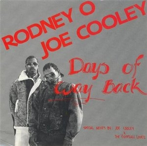 Days Of Way Back album cover
