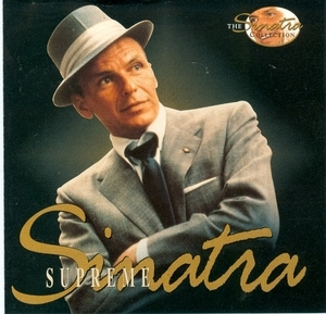 The Frank Sinatra Collection, Vol. 2: Supreme Sinatra album cover