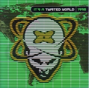 It's A Twisted World 1998 album cover
