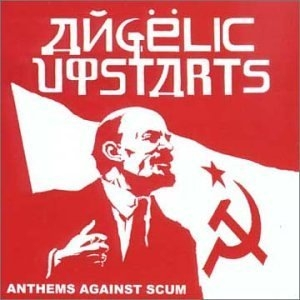Anthems Against Scum album cover