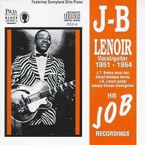 His JOB Recordings 1951-1954 album cover