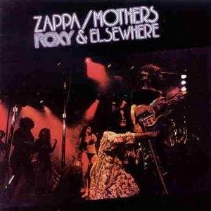 Roxy & Elsewhere album cover