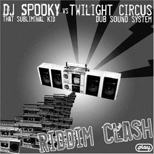 Riddim Clash album cover