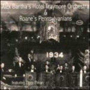 Alex Bartha And Roane's Pennsylvanians album cover