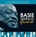Basie Swings Standards album cover