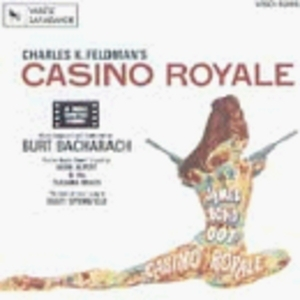 Casino Royale: Movie Soundtrack album cover