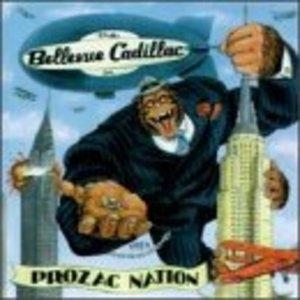 Prozac Nation album cover