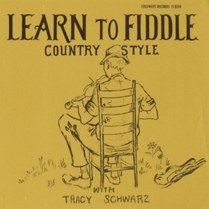 Learn To Fiddle Country Style album cover