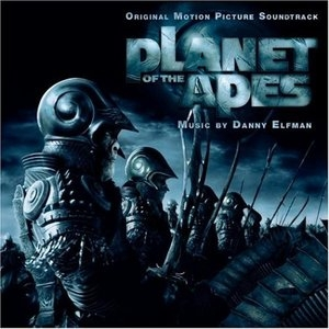 Planet Of The Apes (Original Motion Picture Soundtrack, 2001) album cover